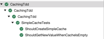 should get new value when cache is empty run fails